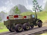 Off-Road Rain: Cargo Simulator