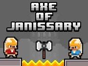 Axe of Janissary