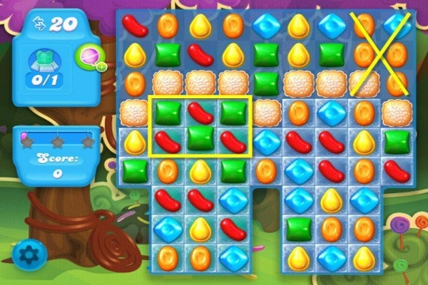 Candy Crush Soda Tips in the game
