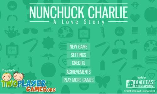 nunchuck charlie