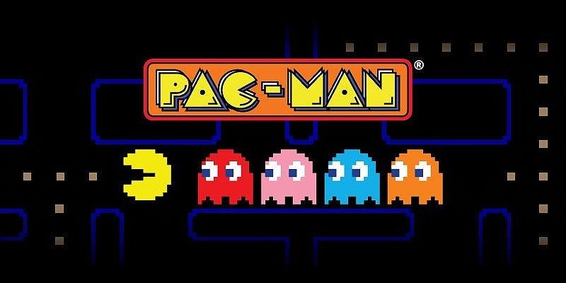 Pac-Man Retro Game